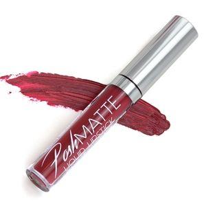 NIB☆Measurable Difference☆Red Liquid Lipstick